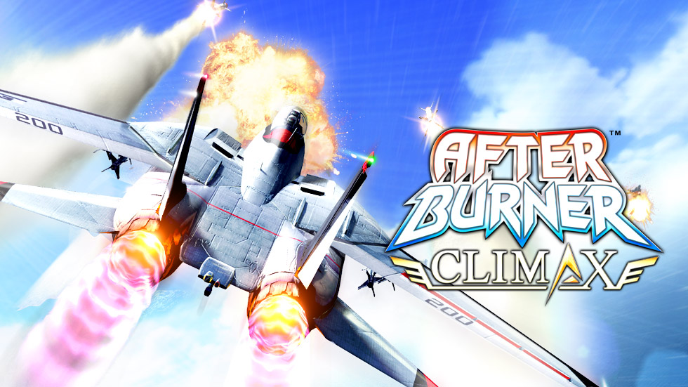 After Burner Climax Archives.