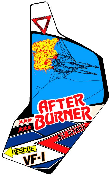 After Burner U/R restore.