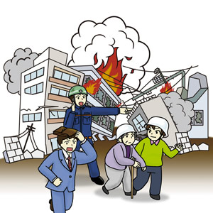 After Earthquake Clipart.