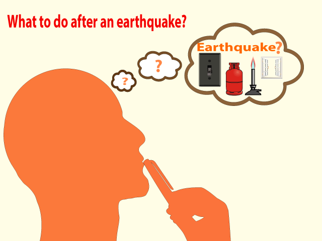 What to do after an earthquake? The Ultimate Guide.