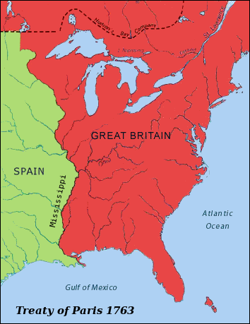 Treaty of paris clipart.