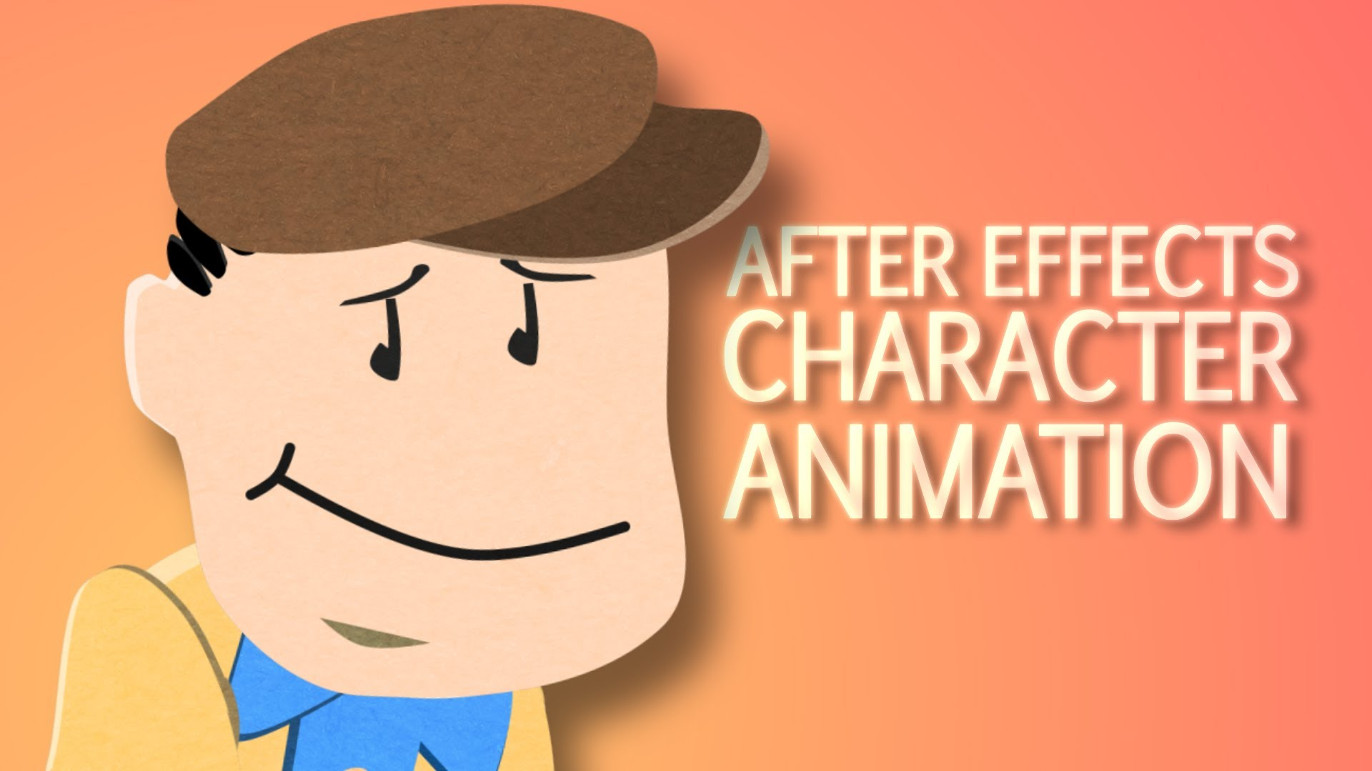 After Effects Character Rigging + Walk Cycle.