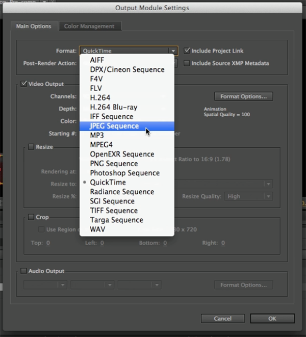 4 Things You May Not Know About the After Effects Render Queue.