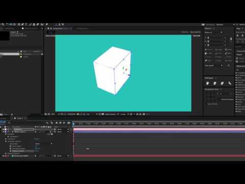 Videos matching After Effects Tutorial: Get an object to.