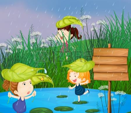 Rain Cartoon Stock Photos & Pictures. Royalty Free Rain Cartoon.