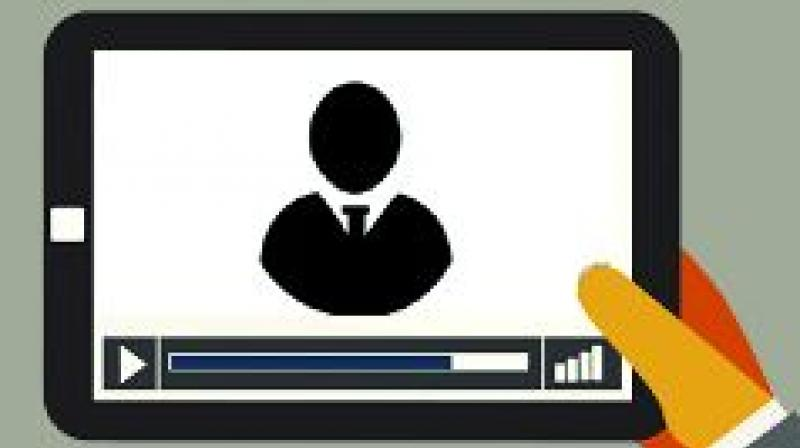 Online testimony not widely used by court.