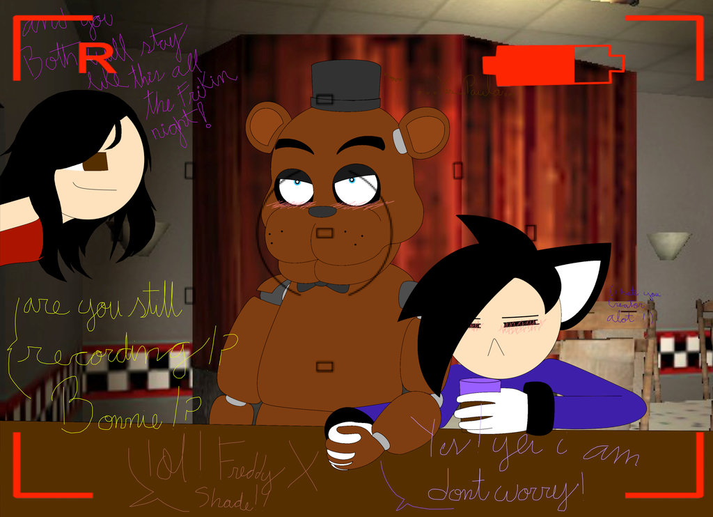 Memories after Recording Old Moments! XD by shadethecb on DeviantArt.
