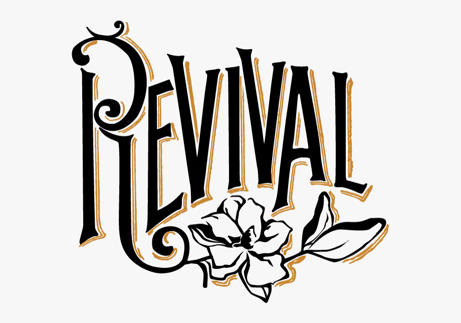 Church Revival Clipart.
