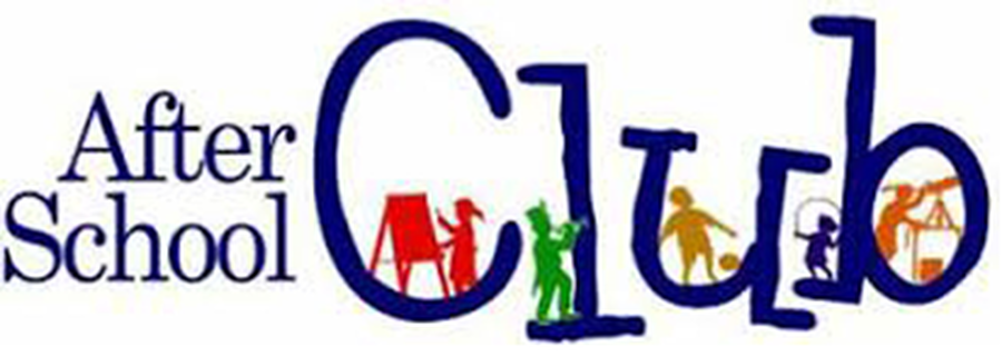After School Club Clipart.