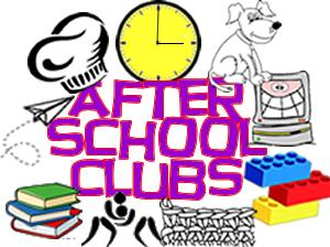 School Club Clipart.
