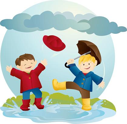 Rain Hat Clip Art, Vector Images & Illustrations.