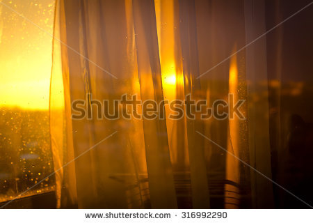 Sunset Light Stock Images, Royalty.