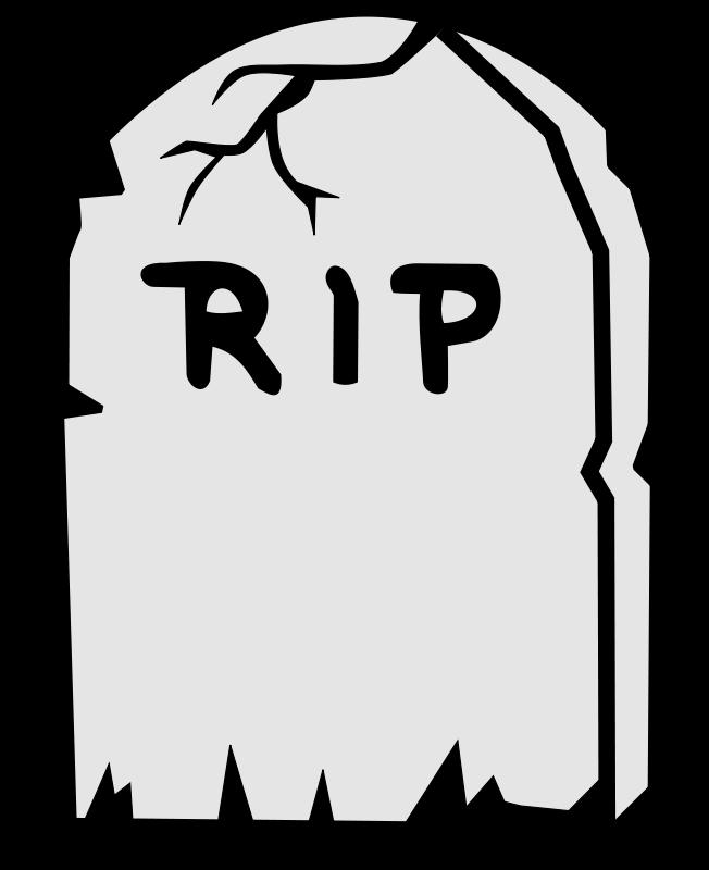 Death clipart rip.
