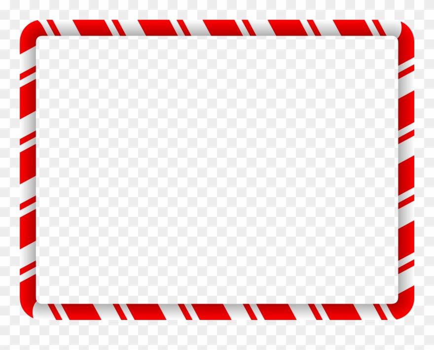 Holiday Border Clip Art.
