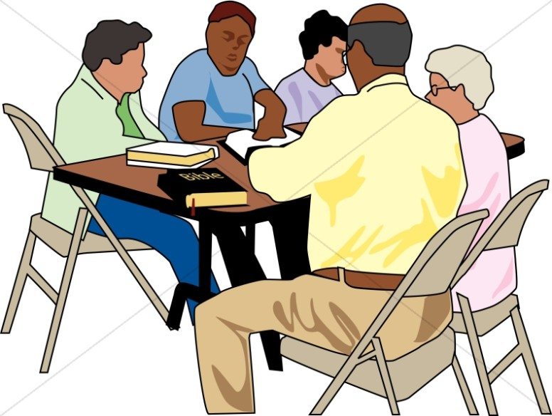 Bible Study Clipart, Bible Study Images.