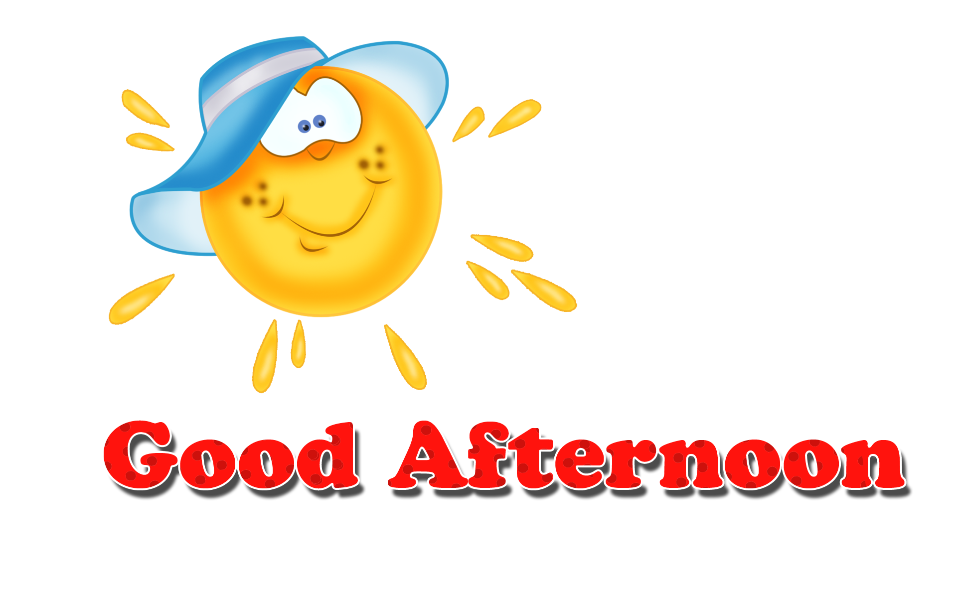 Good Afternoon Clipart & Free Clip Art Images #31797.