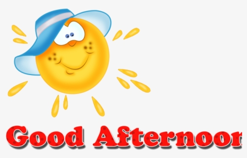 Free Afternoon Clip Art with No Background.
