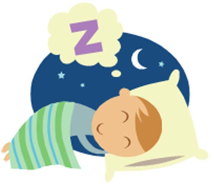 Afternoon nap clipart.
