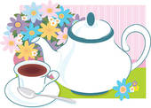 Afternoon tea Clip Art and Stock Illustrations. 244 afternoon tea.