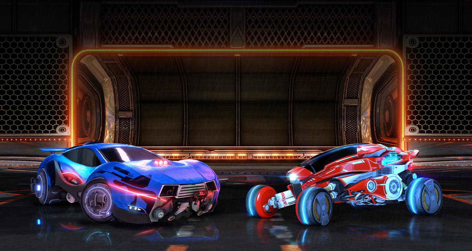 Four New DLC Cars Available Today.