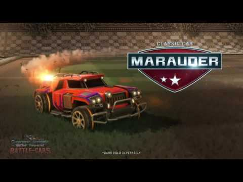 Rocket League • Aftershock and Marauder Trailer • PS4 Xbox One PC.
