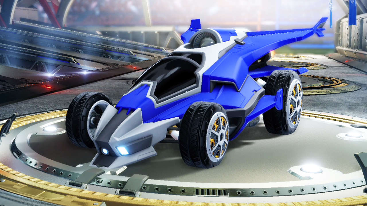 Which New Rocket League Car Is For You?.