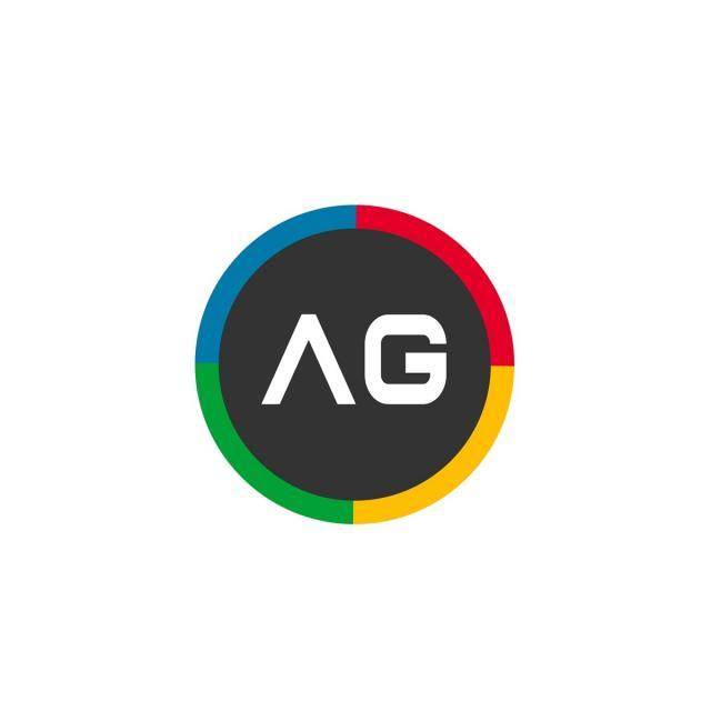 Letter AG Logo Design Template for Free Download on Pngtree.