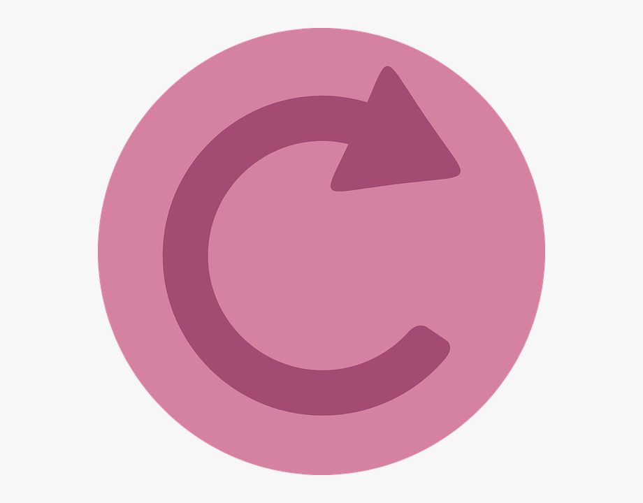 Update Icon Png Pink, Cliparts & Cartoons.