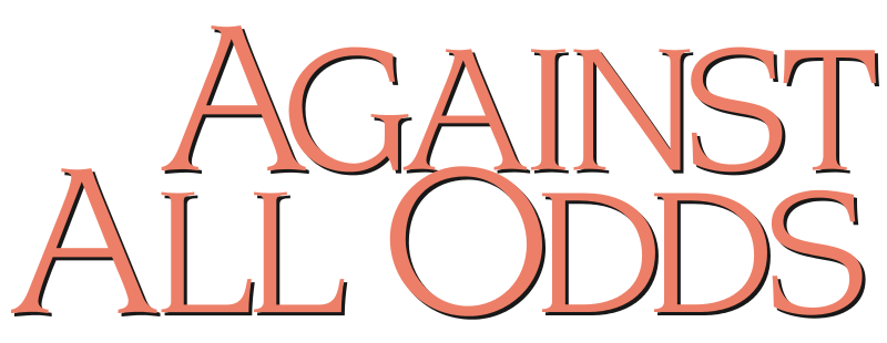 Against all odds Logos.