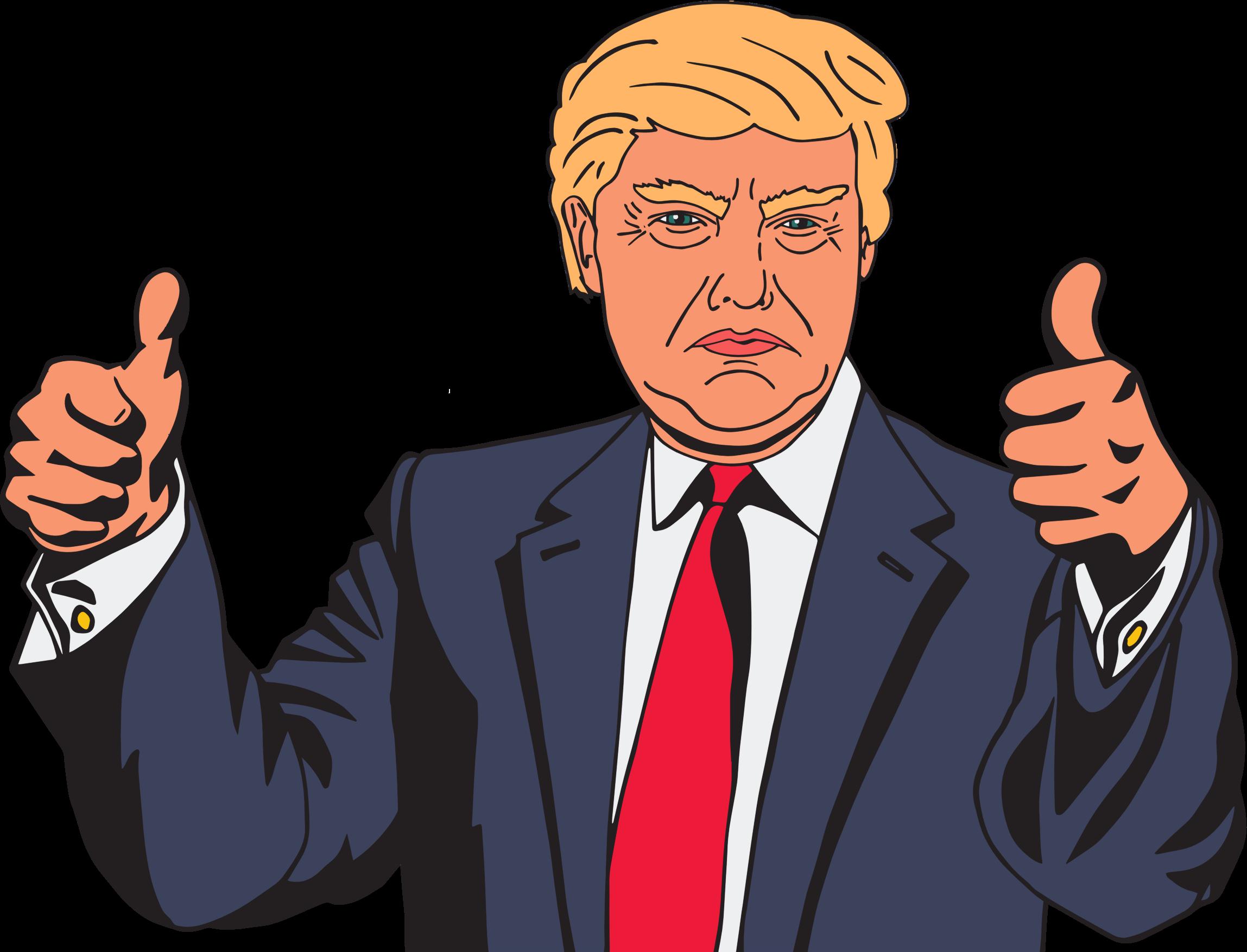 Trump Clipart Png.