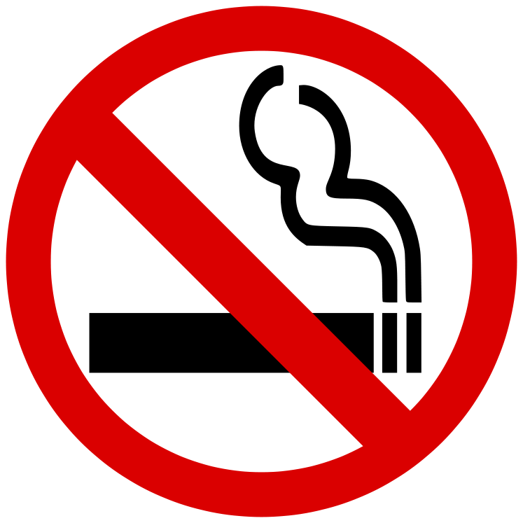 Dont smoke clipart.