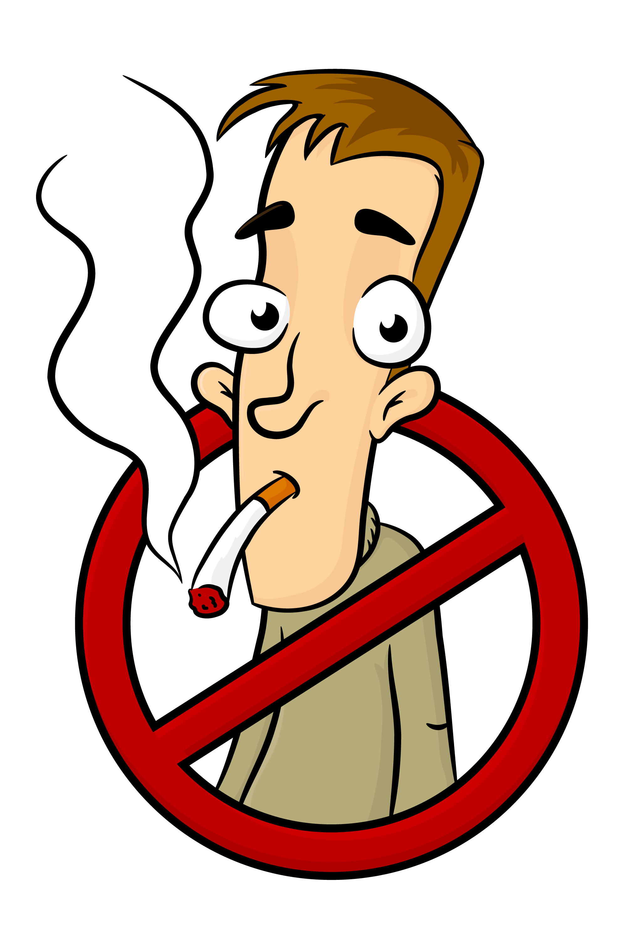 Animated Smoking Clipart.