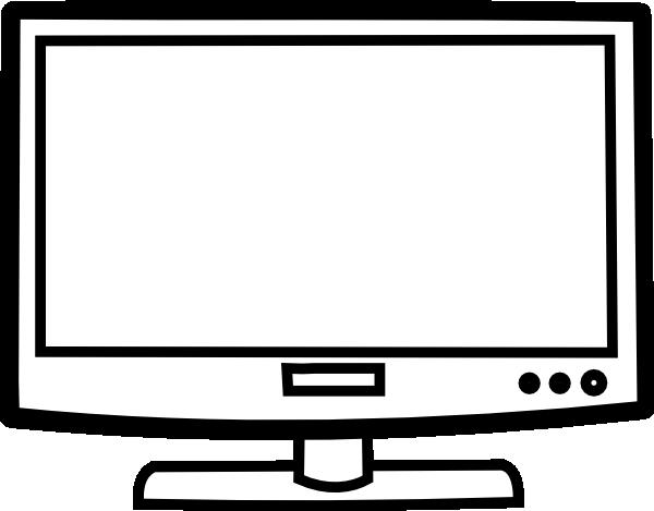 Tv Clipart.