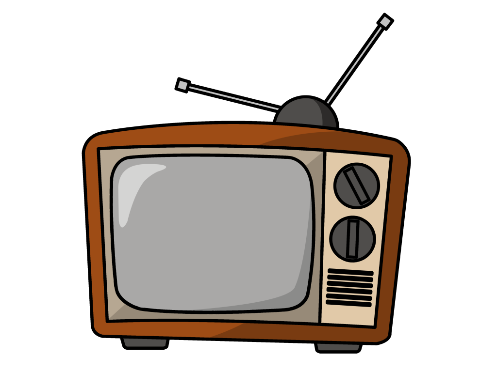 Television Clipart Png.