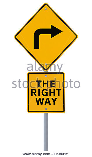 Right Of Way Isolated Stock Photos & Right Of Way Isolated Stock.