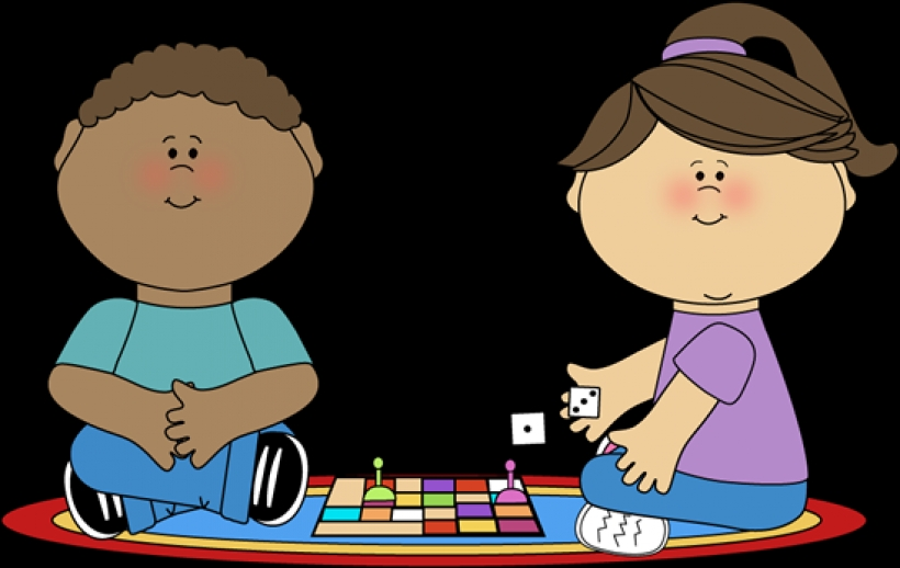 kids playing a board game clip art kids playing a board game play.