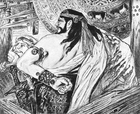 Agamemnon.