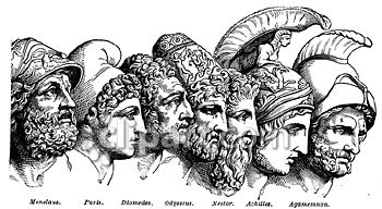 Achilles Clipart.