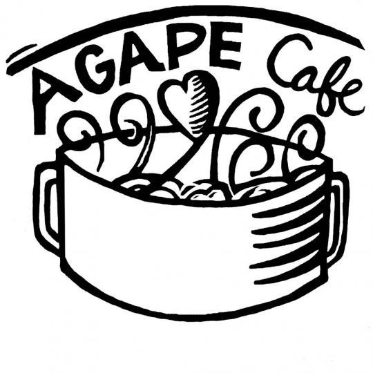 Agape Café.