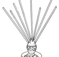 Agarbatti sticks clipart 7 » Clipart Station.
