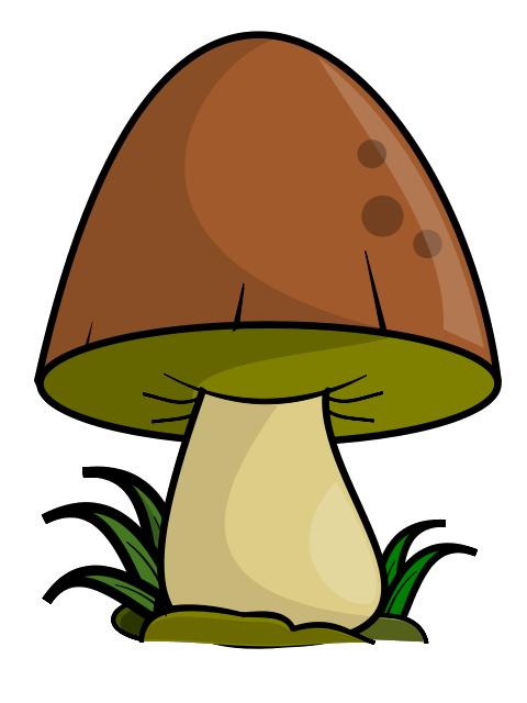 Mushroom Clip Art & Mushroom Clip Art Clip Art Images.