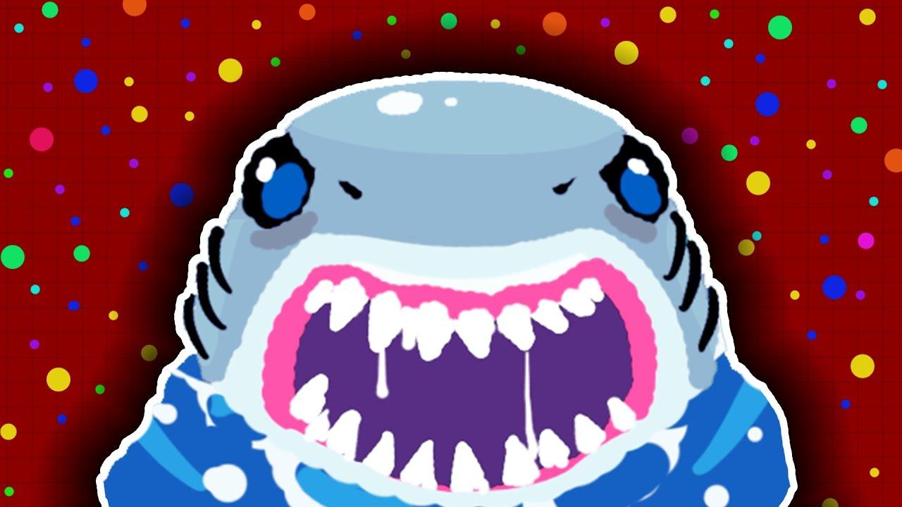 Agario Shark Attack On Lobby Live Stream.