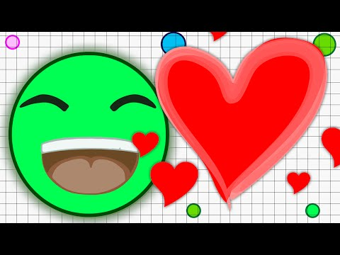 Found My Girlfriend Agario Funny Moments.