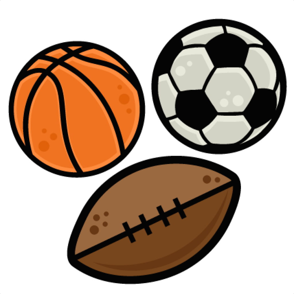 Sport balls clipart clipart images gallery for free download.