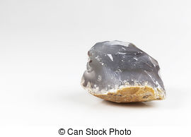 Stock Photography of Conglomerate rock formation background.