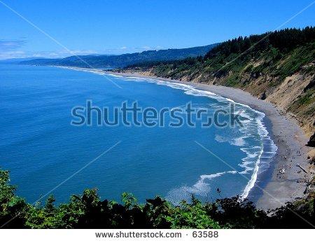 """""""agate Beach"""" Stock Photos, Royalty."""