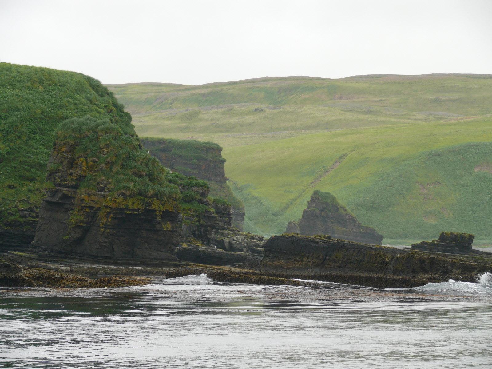 Agattu Island, July 2008.