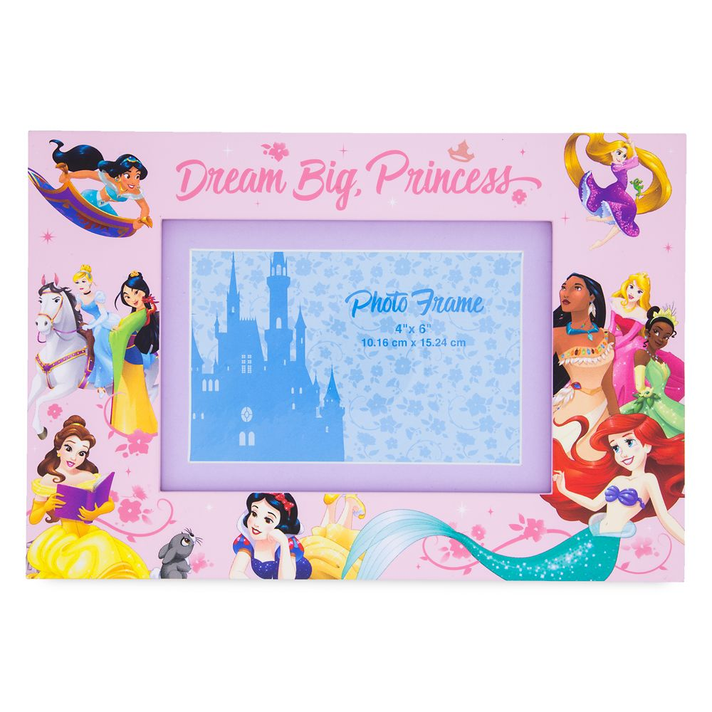 Disney Princess Photo Frame.