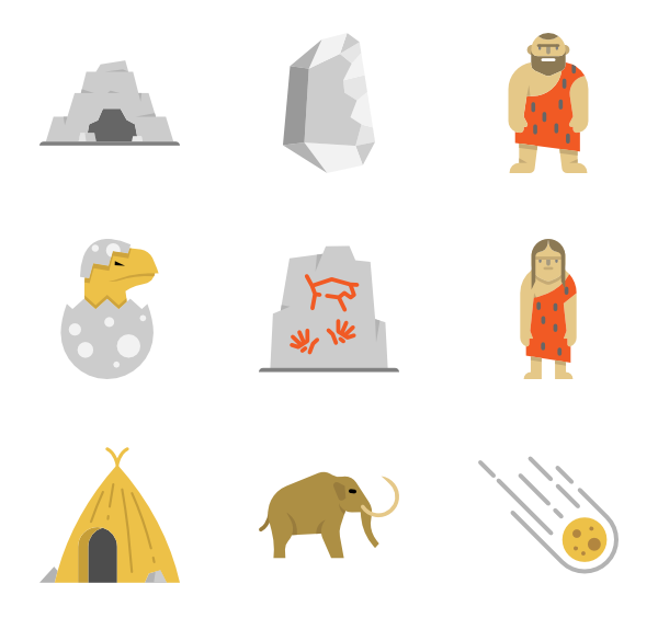 Hut clipart stone age, Hut stone age Transparent FREE for.