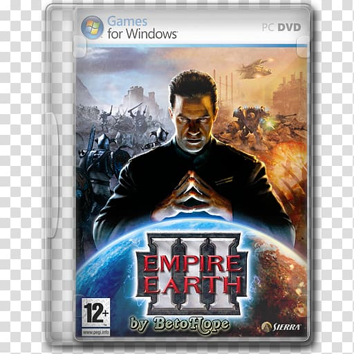 Empire Earth III Age of Empires III Video Games PC game.